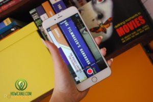 ضبط با گوشی هوشمند