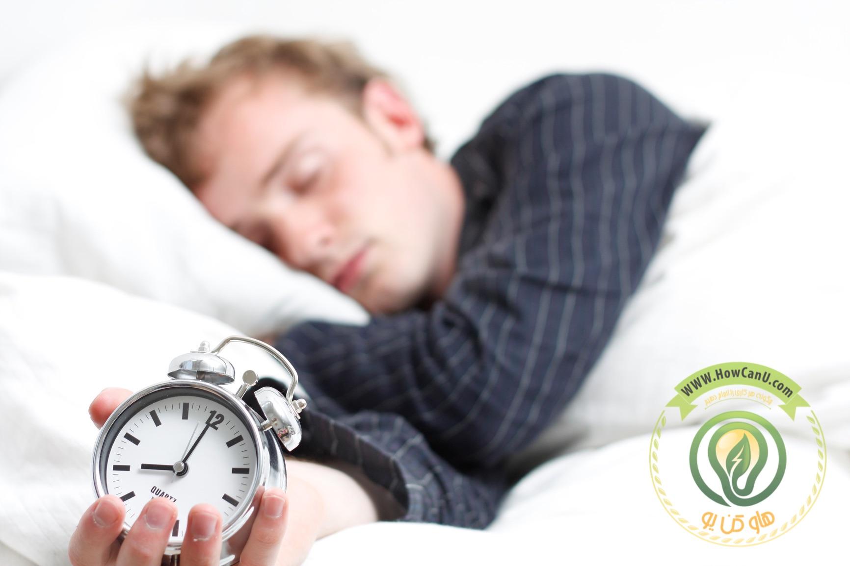 خواب ۸ ساعت کافی برای بدن myhousecallmd