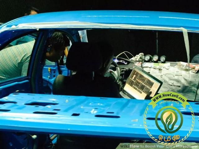 تقویت قدرت موتور خودرو