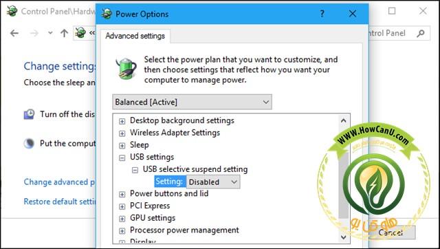 شارژ از طریق لپ تاپ