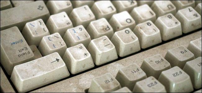 چگونه کیبورد مکانیکی کامپیوتر خود را مرحله به مرحله تمیز کنیم www.howcanu.com