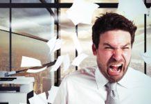 چگونه با فرد عصبی و خشن برخورد کنیم ؟ www.howcanu.com