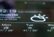 بهترین برنامه های پیش بینی آب و هوا برای اندروید www.howcanu.com