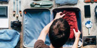چگونه چمدان سفر ببندیم ؟ www.howcanu.com