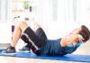 ۱۲ تمرین عالی برای ورزش در خانه www.howcanu.com
