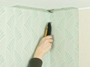 نصب کاغذ دیواری www.howcanu.com