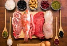 غذا های پروتئین دار _ هاو کن یو