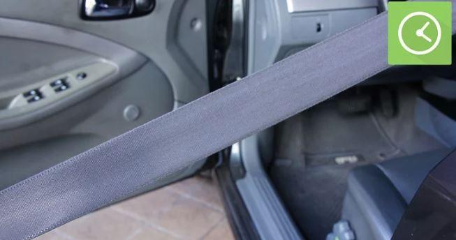 تمیز کردن کمربند ایمنی خودرو _ هاو کن یو