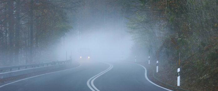 رانندگی در مه _ هاو کن یو