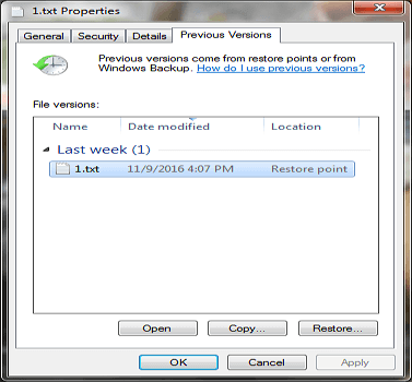 چطوری فایلهای حذف شده و اطلاعات را بازگردانی کنیم؟