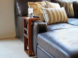 ساخت میز کنار کاناپه _ هاو کن یو