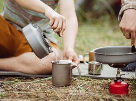 کوله گردی غذا - هاو کن یو