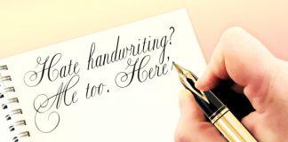 آموزش سر هم نوشتن انگلیسی _ هاو کن یو