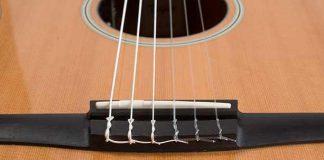 بستن سیم گیتار -هاو کن یو